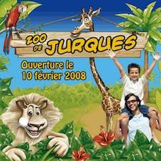 Affiche parcs zoologique Jurques