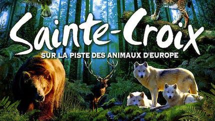Parcs zoologique : Parc animalier de Sainte-Croix