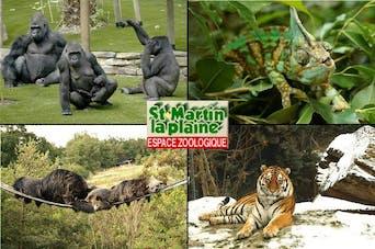 Photo Parcs zoologique : St Martin