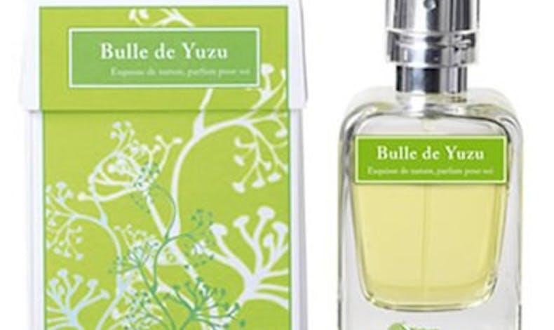 Parfum bulle