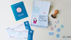 Passeport à imprimer pour jouer