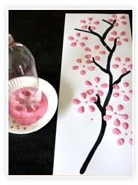 Peindre Un Cerisier En Fleur Momes Net