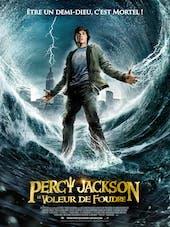 Affiche Percy Jackson le voleur de foudre