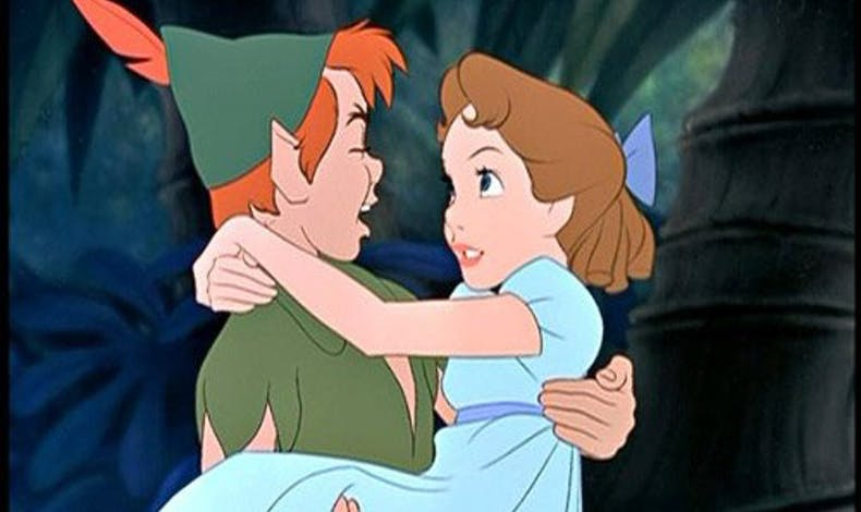 Peter Pan et Wendy (Peter Pan)