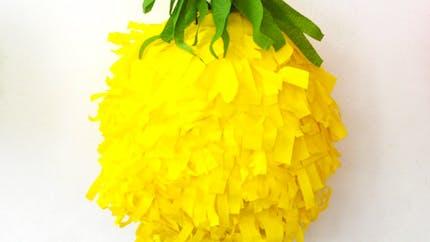 Piñata tutti frutti