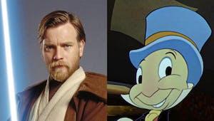 Pinocchio : l'acteur Ewan McGregor doublera le célèbre Jiminy Cricket