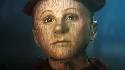 Pinocchio film matteo garrone