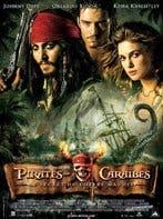 Affiche Pirates des Caraïbes - Le secret du coffre       maudit