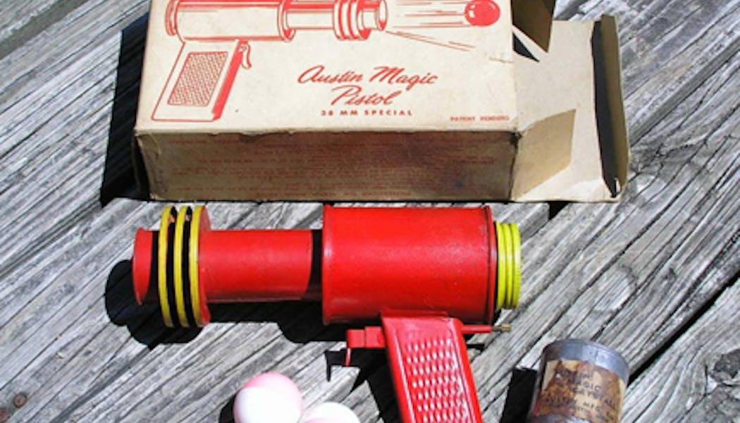 Pistolet Magique Austin