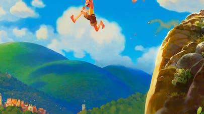 Luca nouveau film Pixar été 2021