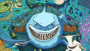 """Pixar et confinement : le studio publie une illustration """"Où est Nemo ?"""" pour occuper les enfants"""