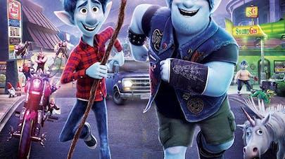 Film En Avant de Pixar déjà en VOD suite au       Coronavirus