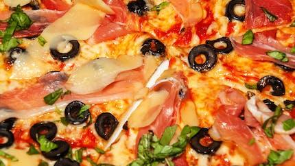Pizza simplissime pour les enfants