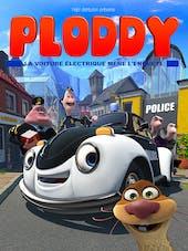Affiche Ploddy, la voiture électrique mène       l'enquête