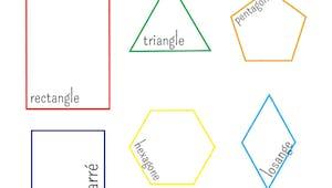 Les polygones: fiche