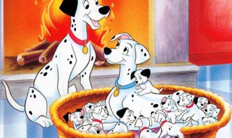 Pongo et Perdita (Les 101 Dalmatiens)