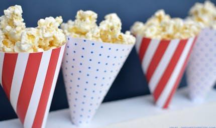 3 recettes de popcorn salé pour l'apéro des enfants et des parents !