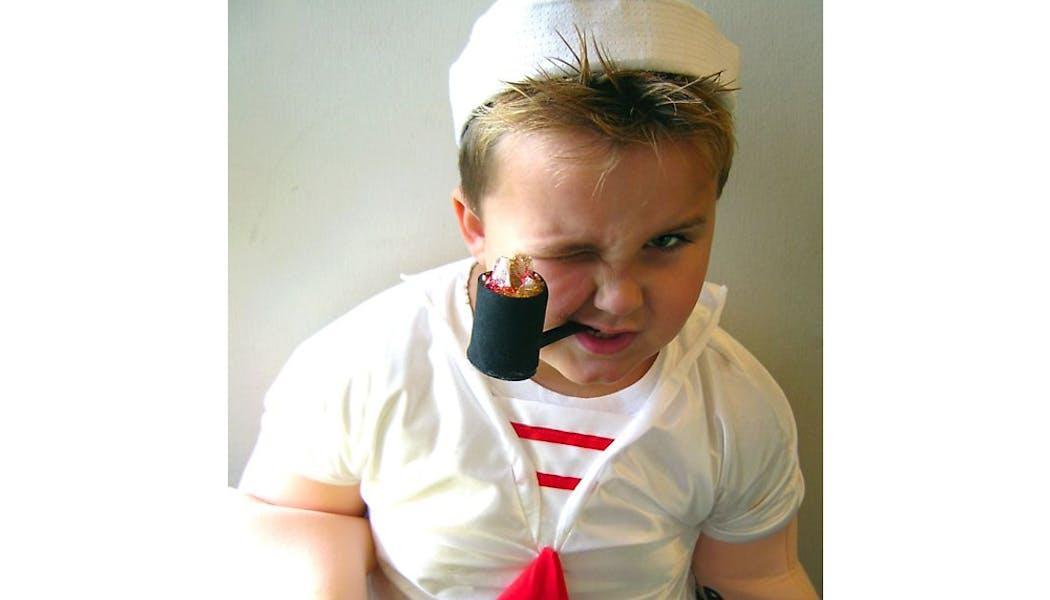 Popeye déguisements costume Halloween enfants