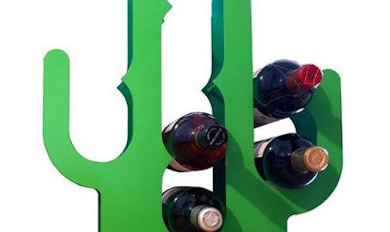 Porte bouteille Cactus