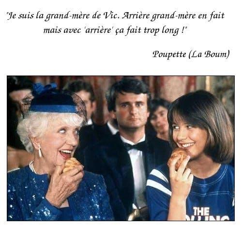 Poupette (La Boum)
