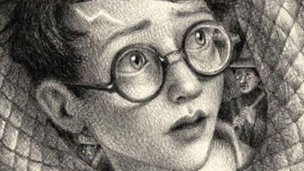 Pour les 20 ans d'Harry Potter, les livres s'offrent de nouvelles couvertures signées Brian Selznick
