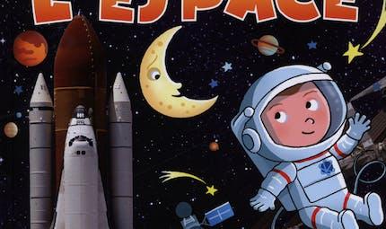Pour les enfants : l'espace