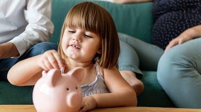 enfant et cochon