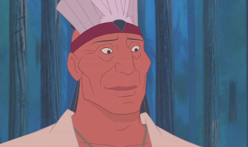 Powhatan - Pocahontas : Une légende indienne