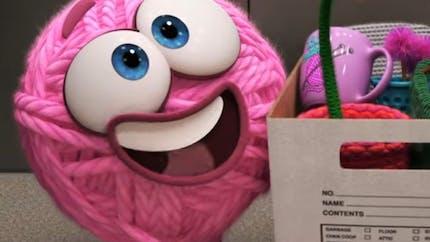 Purl, le nouveau court-métrage de Pixar contre le sexisme en entreprise