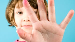 Quand je compte sur mes doigts
