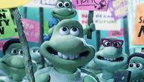 Quand les créateurs de Wallace et Gromit réalisent un film émouvant pour Greenpeace...