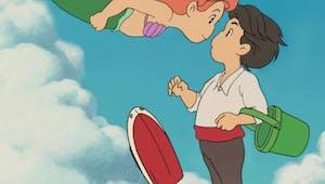 Quand les personnages de Disney s'invitent dans l'univers Ghibli...
