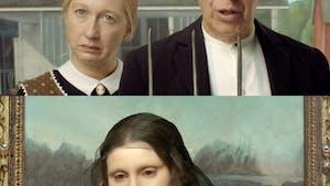 Quand les tableaux s'animent...