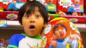 Quand un enfant youtubeur de 7 ans devient un jouet !