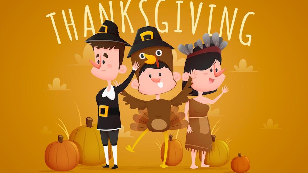 Que fête-t-on le jour de Thanksgiving ?