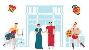 Quelle était l'organisation politique de la Rome antique ?