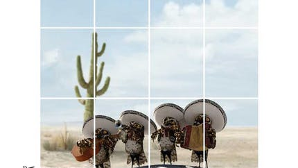 Rango : puzzle 5