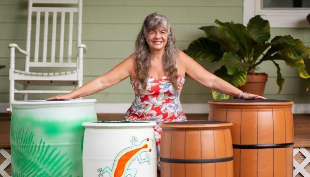 Réaliser un récupérateur d'eau de pluie