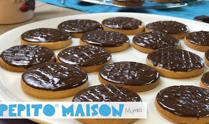 Recette de biscuits Pépito® maison