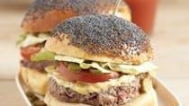 Recette Hamburger au pavot bleu
