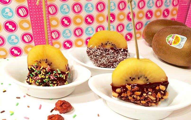 recette kiwi chocolat