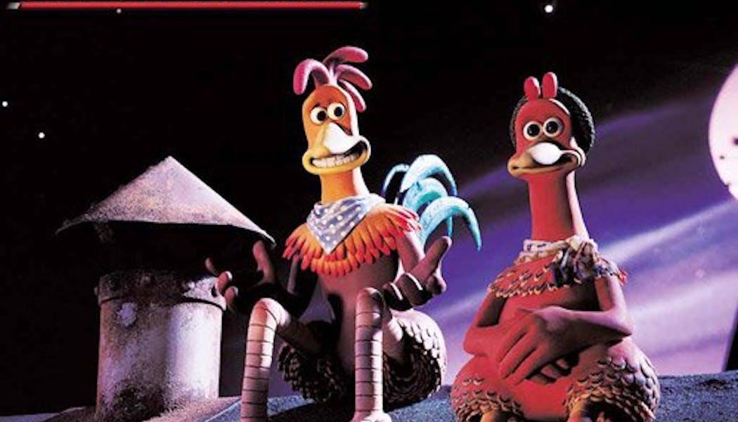 Rocky et Ginger (Chicken Run)