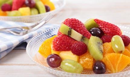 Salade de fruits, une douceur rafraîchissante pour les papilles