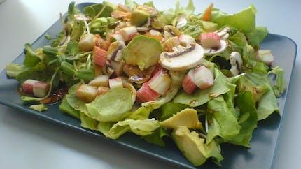 Salade estivale