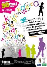Image Salon de l'édition scolaire, du livre de jeunesse,       et du multimédia