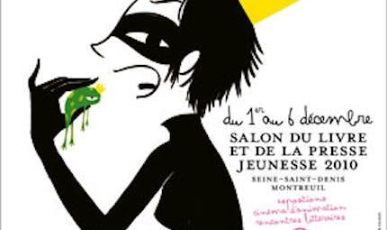 Salon du livre et de la presse jeunesse 2010