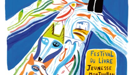 """Salon du livre jeunesse de Montauban - """"Les jolis mots de Mai"""""""