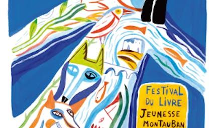 Salon du livre jeunesse de Montauban -