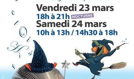 Salon du Livre jeunesse Le Bouscat 2012