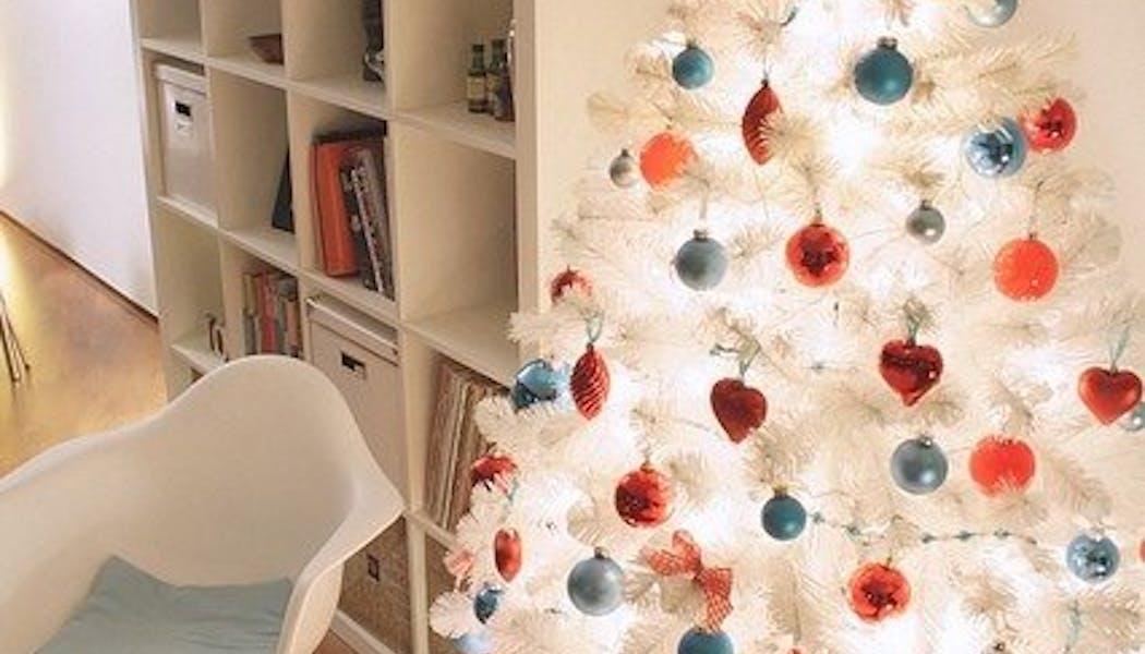 Sapin de Noël lumineux